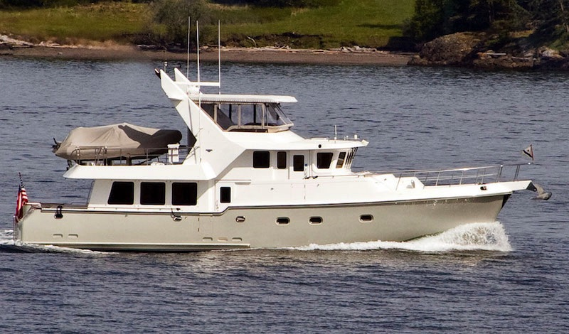 Ten Nordhavn Trawlers Perfect for the Circle-the-Globe Crowd