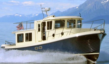 10 Top Selling Used Trawlers Under 40 Feet
