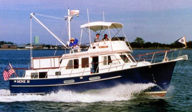 10 Top Selling Used Trawlers Under 40 Feet