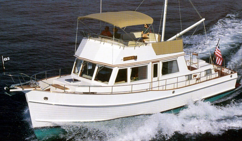 Eight Affordable Trawlers Perfect for Coastal Cruising