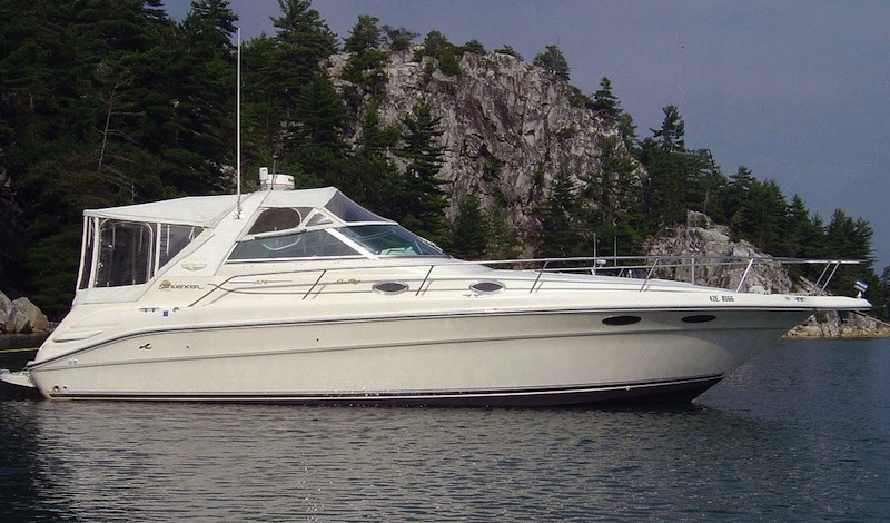 What $50K Buys in a Used Sea Ray Cruiser