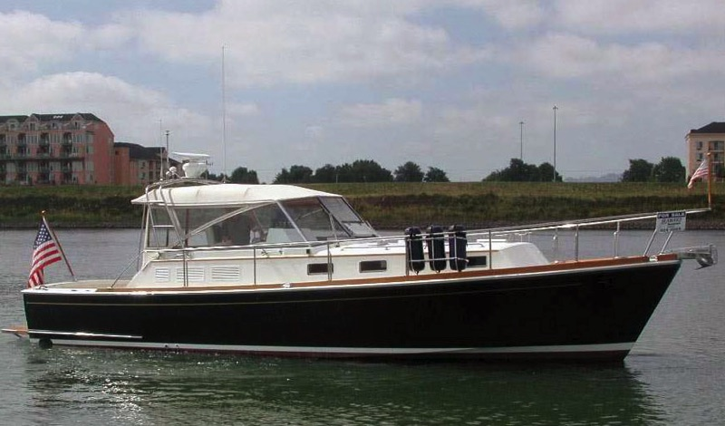 12 Popular Downeast Cruising Yachts with Worldwide Appeal